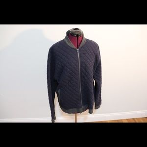 Bonobos Quilted Bomber Jacket